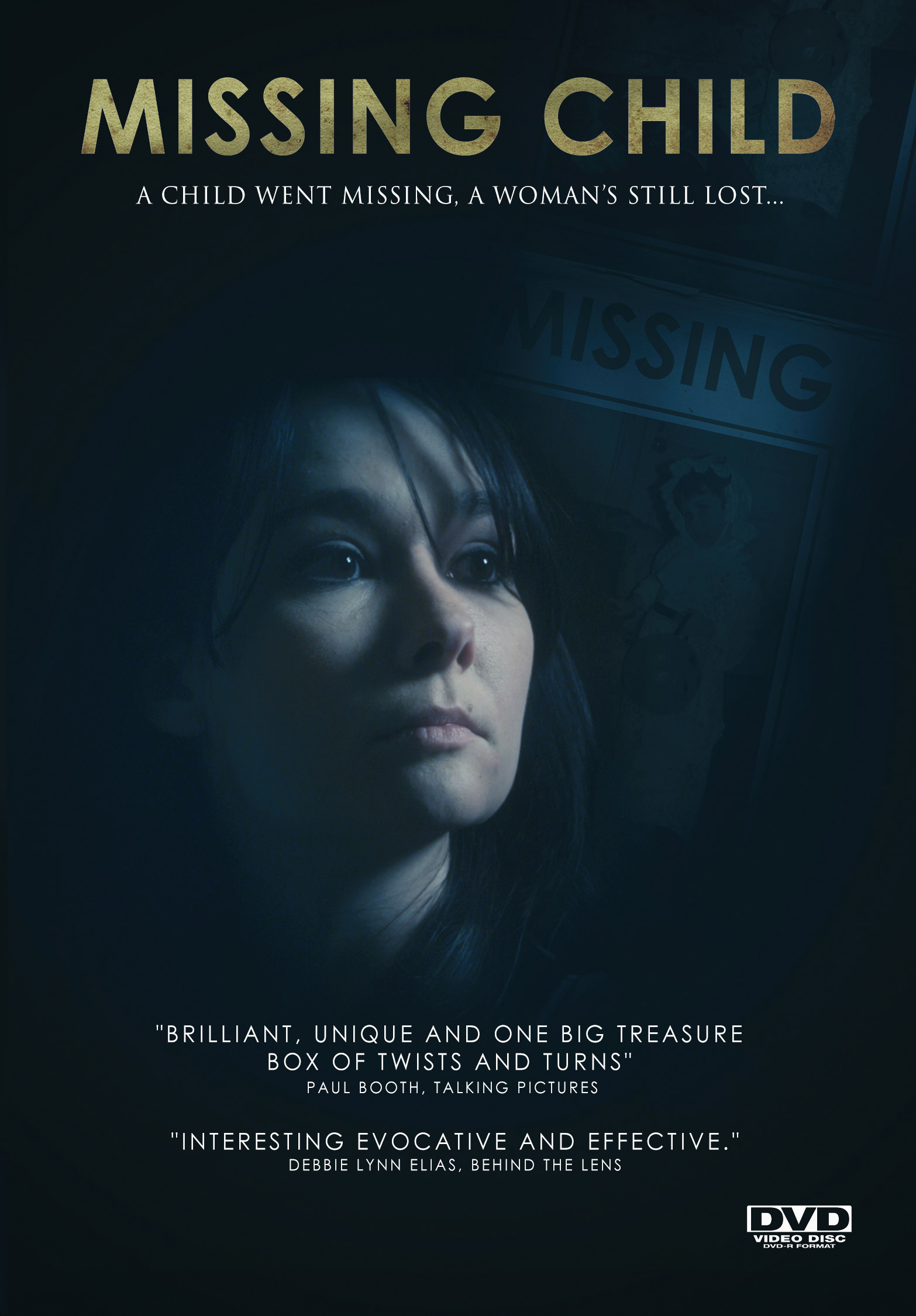 Missing Child DVD artwork